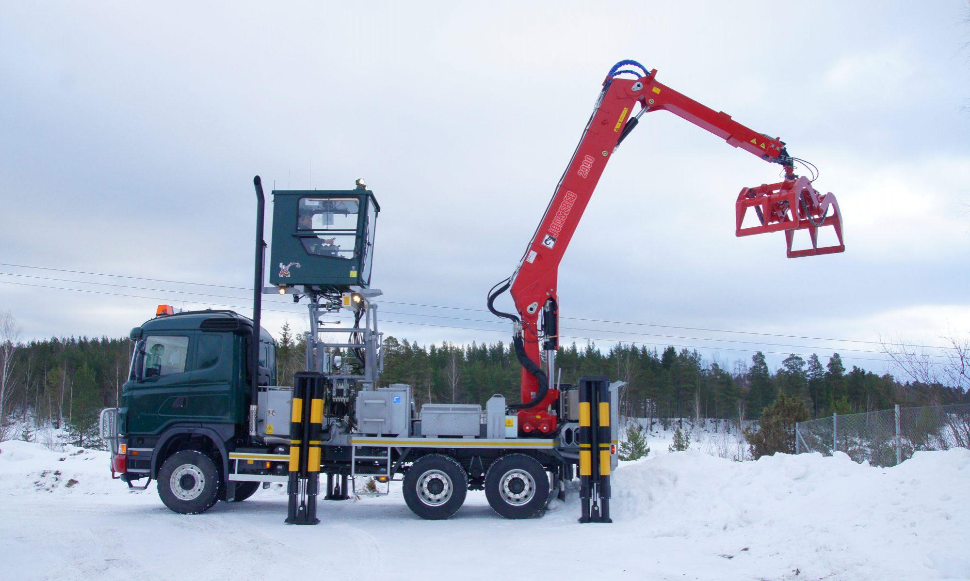 Maskinservice I Bergqvist AB